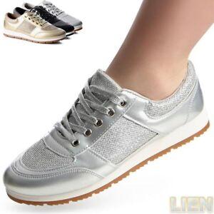 Damenschuhe-Sportschuhe-Sneaker-Runners-Freizeitschuhe-Turnschuhe