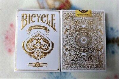 luxury box 1 Set 2 Decks of Magna Carta REBEL Playing Cards BLACK//WHITE