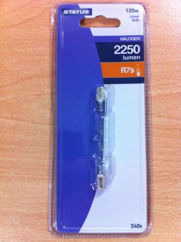 120w 150w Linear Halogen Bulb Lamp R7s 78mm 240v Floodlight    2 50 5 10