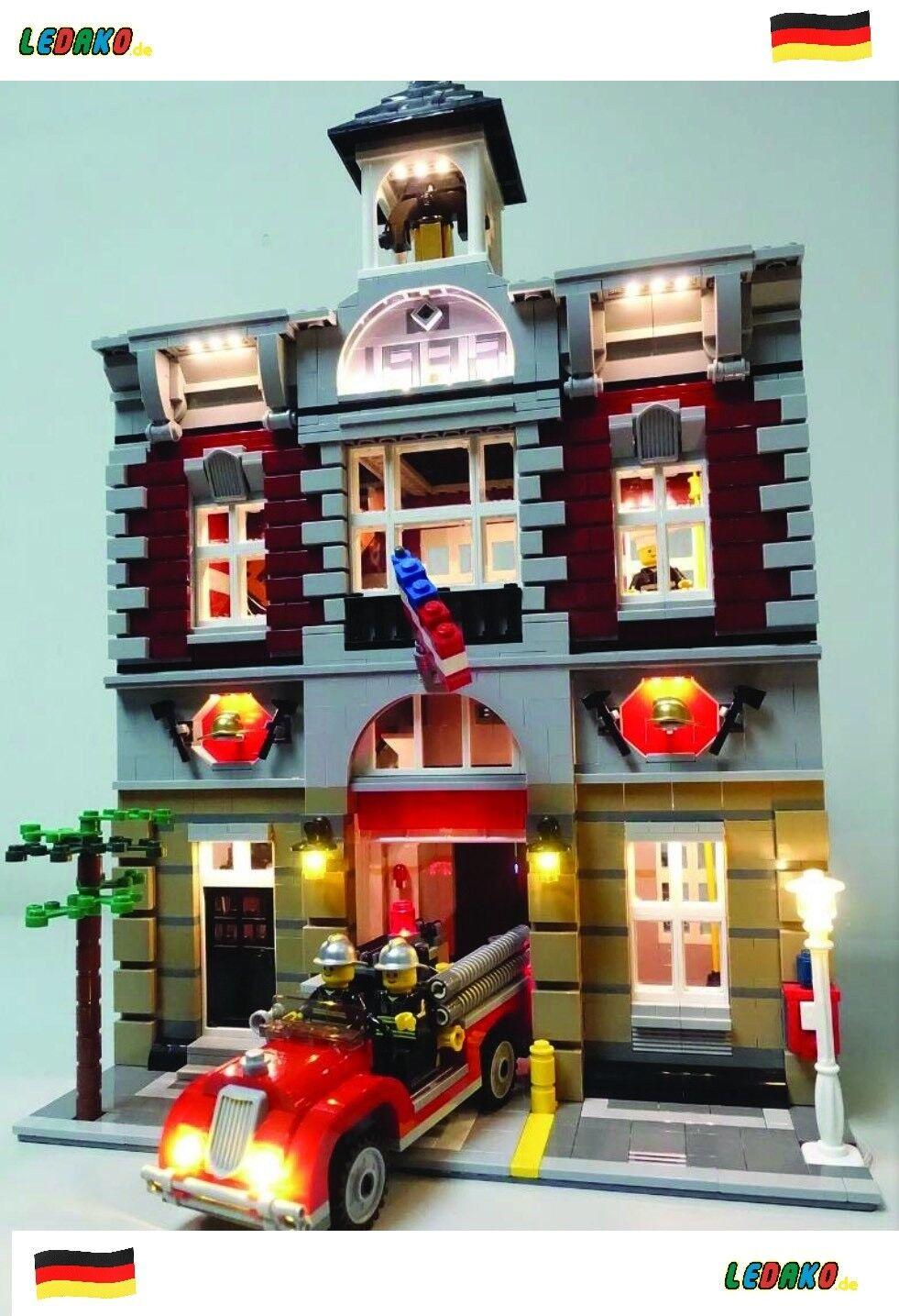 vendita outlet LED beleuchtungsset KIT PER LEGO ® ® ® per 10197 di ledako LIGHT GERuomoY  prezzo all'ingrosso