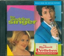 The Wedding Singer Ost - David Bowie/New Order/Police/The Smiths/Costello Cd Ex
