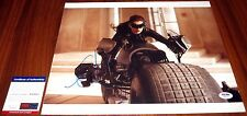 Anne Hathaway Signed 11x14 Catwoman The Dark Knight Rises Exact Proof PSA/DNA