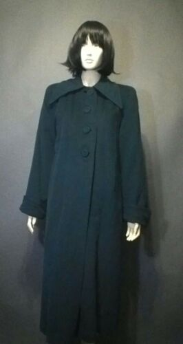 TRUE VINTAGE 30s 40s WOOL COAT