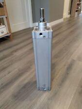 Large Festo Advu 125 400 Ppv A 163507 Pneumatic Cylinder