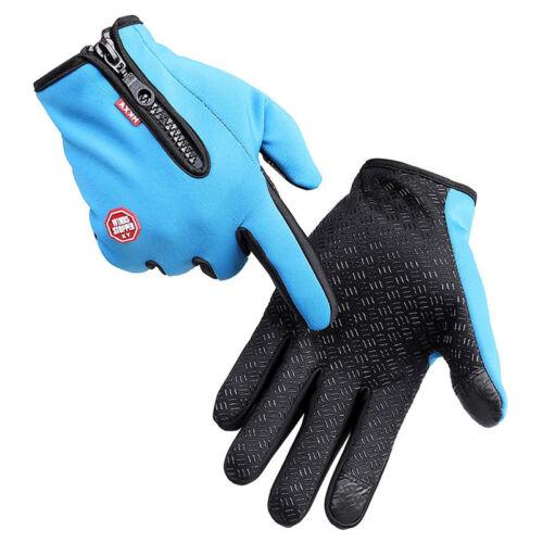 Winter Warm winddicht wasserdicht thermische Touchscreen Handschuhe FäustlingTI
