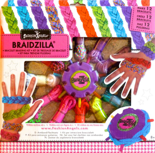 Braidzilla craft bracelet pour filles