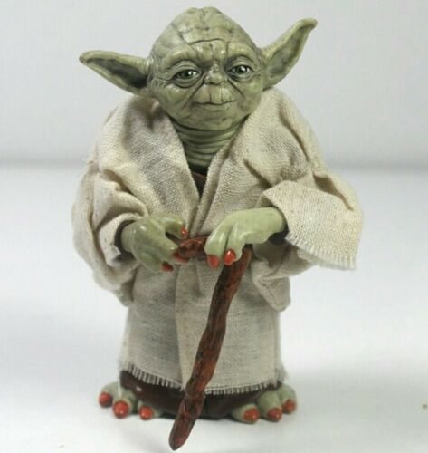 12 cm Star Wars Jedi Knight maestro Yoda Action Figure Collection juguetes