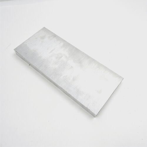 "1.125/"" thick 1 1//8  Aluminum 6061 PLATE  6.375/"" x 14.0625/"" Long  sku 175310"