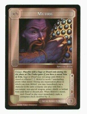 MECCG CCG Middle-earth The Sulfur-Deeps Dark Minion DM MINT
