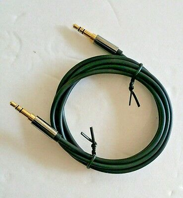 Sony MDR ZX770DC ZX770BN New 3.5mm Aux Audio Stereo Cable for Sony Headphones