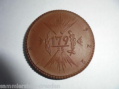 Radient 26581 Meissen Medaille Regiment 179 Ehret Die Toten 1897 Bis 1922 42mm