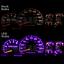 Dash Instrument Cluster Gauge PINK SMD LED LIGHTS BULBS KIT Fits 95-98 GMC Yukon