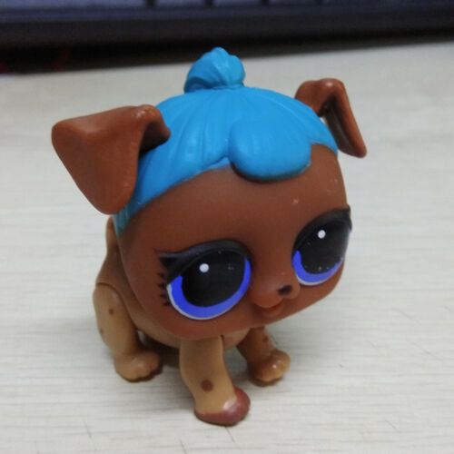 LOL Surprise Doll Pets BB PUP  P-034 Series 3 Brown Dog Puppy Figure Toy