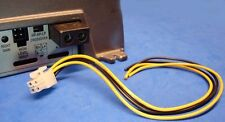 usa seller. AMP AMPLIFIER 4-PIN SPEAKER LEVEL INPUT PLUG WIRE HARNESS for ALPINE