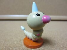 Vintage Genuine Pokemon Stamped CGTSJ TOMY Toy Figure 2 inches Weedle (PG1148)