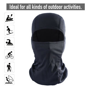 Image is loading Balaclava-Windproof-Breathable-Mask-Winter-Face-Mask -Motorcycle- 302ef271304