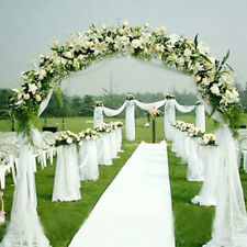 Wow! 33 feet Table Chair Swags Sheer Organza Fabric DIY Wedding Party Decoration