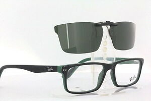 Custom Fit Polarized CLIP-ON Sunglasses For Ray-Ban 5277 ...