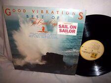 BEACH BOYS (BRIAN WILSON)-GOOD VIBRATIONS/BEST OF-MS 2223 NO BARCODE VG+/VG+ LP