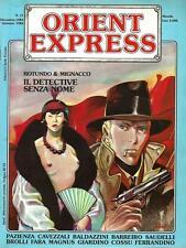 Orient Express - dicembre 1983 : Pazienza, Cavezzali, Baldazzinii, ....
