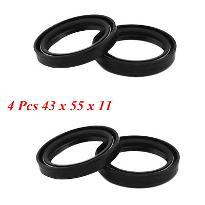 Motorcycle Front Fork Damper Shock Absorber Dust Seal Oil Seal For Yamaha YZF-R6