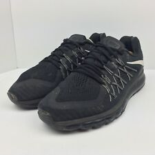 f7c9b8a9cf14ff ... item 7 Nike Air Max 2015 Black Running Shoes Athletic Sneakers 698902- 001 Men s ...