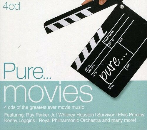 1 of 1 - Various Artists - Pure: Movies / Various [New CD] Holland - Import