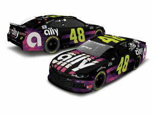 JIMMIE-JOHNSON-2020-48-ALLY-FINANCIAL-CAMARO-ZL1-COLOR-CHROME-1-24-NEW-in-BOX