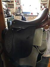 "barnsby Working Hunter saddle M Vsd 18"""