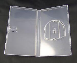 Caja / Estuche Para Juegos Sony PSP - Color Transparente - Nueva A Estrenar