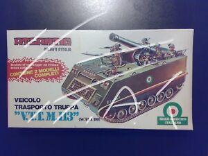 Atlantic 603 Vtt M 113 Prima Serie Nuovo Sigillato Con Cellophane!! RafraîChissant Et Enrichissant La Salive