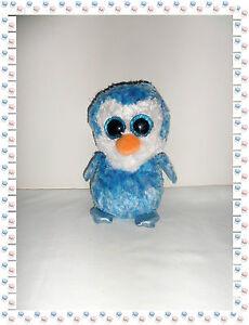 E - Doudou Peluche Ice Cube Le Pingouin TY Beanie Boo s  e6ce03b99114