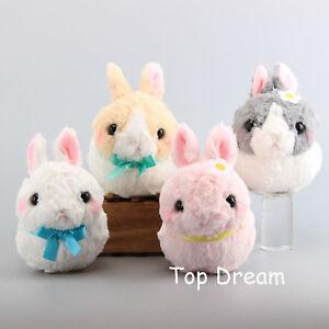 Japan-Amuse-Usa-Dama-chan-Rabbit-Bunny-Plush-Toy-Stuffed-Animal-Doll-Kawaii