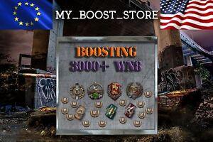 Details about World Of Tanks (WOT) | 3000+ WN8 BOOST 20 battles | 24 h |  NOT BONUS CODE |