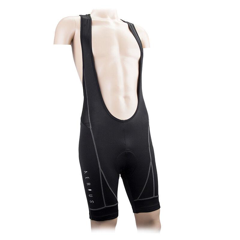 Airius TechSport Cycling Bib Short Clothing Bib Shorts Airius T s 10p Lrg Bk
