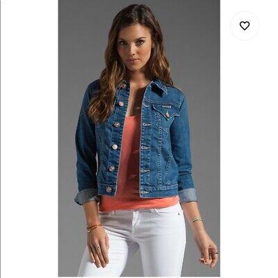 HUDSON Jeans Signature Denim Jacket