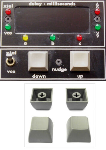 S-DMX other models AN TWO New Replacement Nudge Buttons for AMS DMX 15-80S