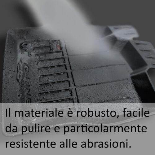 Tappetini e Vasca Baule PRO LINE 3D Audi A6 C7 Avant 2011-2018