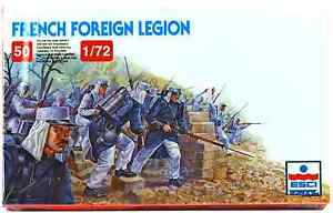 ESCI-ERTL-237-1-72-scale-French-Foreign-Legion-mint-boxed-set