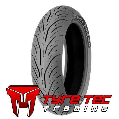 170/60-17 72V Michelin PILOT ROAD 4 Trail Rear Motorcycle Tyre 170/60VR17