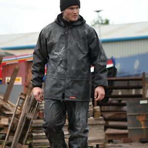 Scruffs-Rain-Jacket-and-Waterproof-Trousers-Black-or-HI-VIS-2-Piece-Rain-Suit