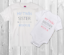 twin gift My twin rocks set of 2 t-shirts or bodysuits//childrens Tshirt