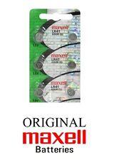 Maxell LR41 192  L736 V3GA 1.5V BATTERIES 6 X