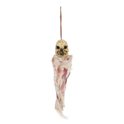Halloween Decorations Party Scary Curtain Skeleton Covers Horror House Props N7