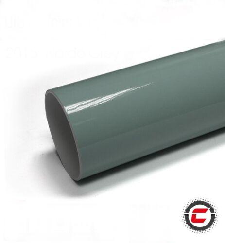 Various Sizes Bubble Free Application Nardo Grey Vinyl Car Wrap