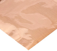 Contact Paper Rolls, Contact Paper Shelf Liner, Contact Brand, Brushed Copper