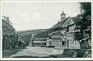 Ansichtskarte Triberg Schwarzwald Marktplatz (Nr.9002)