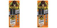 Gorilla Glue 406f Gorilla Epoxy Syringe, 2-pack, Sets In Five Minutes