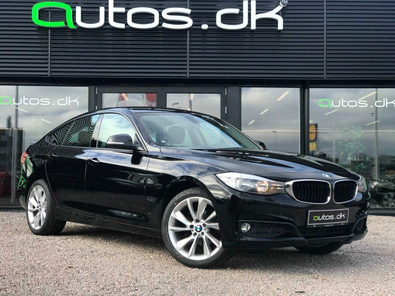 BMW 318d 2,0 Gran Turismo 5d - 219.000 kr.