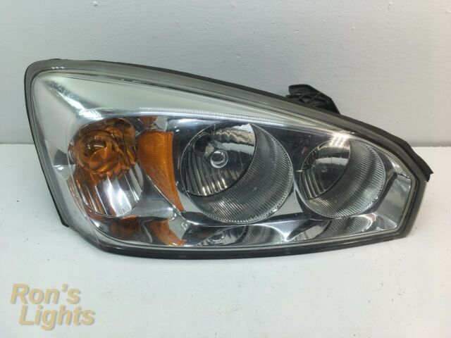 2004 2007 Chevy Malibu Headlight Oem Rh Penger Pre Owned
